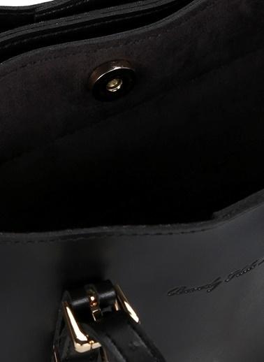 Beverly Hills Polo Club Askılı Kol Çantası Siyah